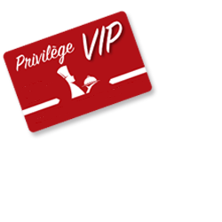 Carte VIP du Passeport Gourmand